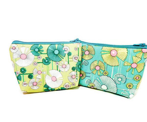 etsy, change purse, and zipper pouch image