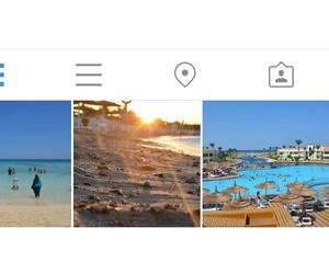 beach, follow, and sweet image