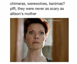 teen wolf, funny, and werewolf image