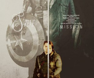 bucky barnes and winter soldier image