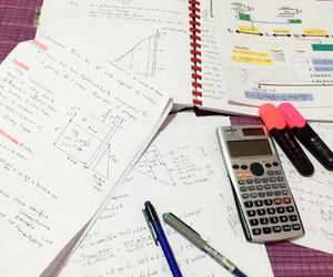 exam, final, and study image