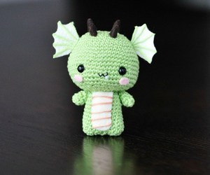 cute and dragon image