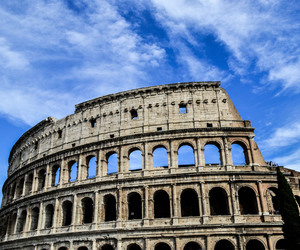 colosseum, history, and holidays image