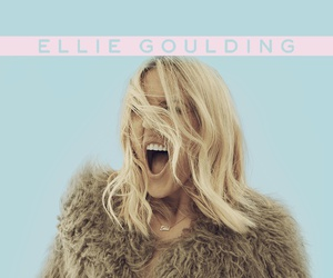 Ellie Goulding and delirium image