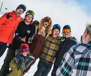snowboarding, ståle sandbech, and sven thorgren image