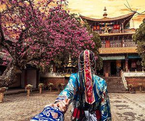 china, couple, and murad osmann image