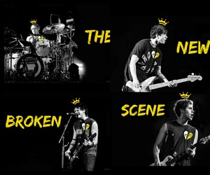 bands, luke hemmings, and 5 seconds of summer image