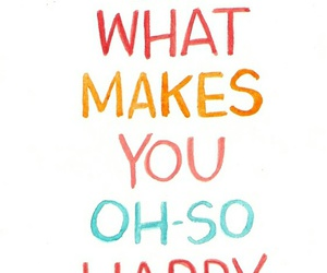 happy, happiness, and quote image