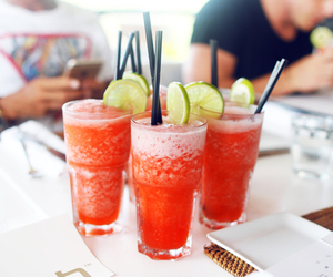 drink, food, and summer image