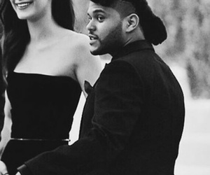 couple, the weeknd, and love image
