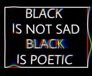 black, hipster, and not image