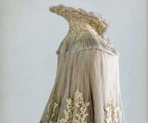 19th century, cape, and lace image