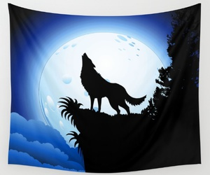 home decor, shopping, and wall tapestry image