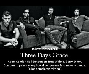banda, adam gontier, and brad walst image