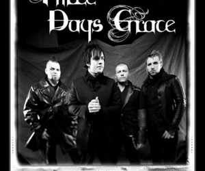 three days grace, barry stock, and adam gontier image