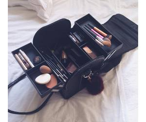 beauty, lipstick, and glamour image