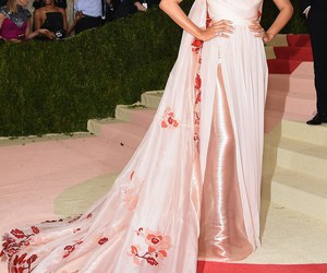 blake lively, met gala, and dress image
