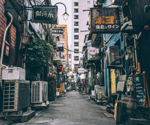 japan, asia, and city image
