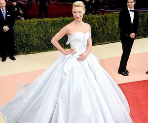 claire danes, dress, and lights image