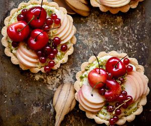 food, sweet, and fruit image