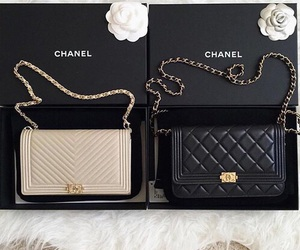 chanel, bag, and fashion image