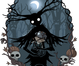 Greg, over the garden wall, and la bestia image