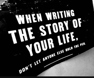 life, quotes, and story image