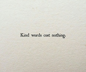 kind, kindness, and nothing image