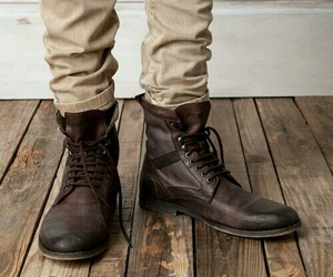 brown and boots image