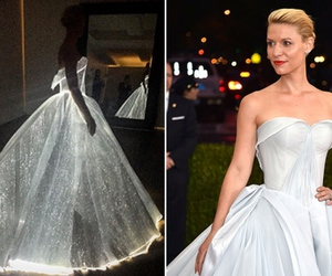 met gala, dress, and claire danes image