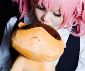 anime, candy, and cosplay image