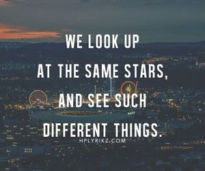 quotes, stars, and tumblr image