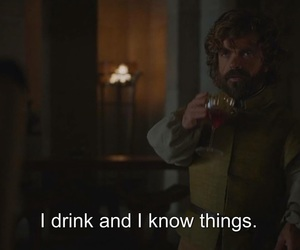 drink, funny, and know image