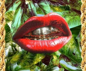 lips and nigga image