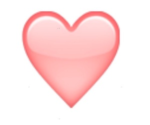 emoji and heart image