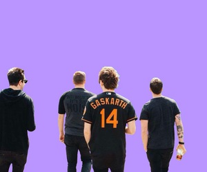 aesthetic, alex gaskarth, and all time low image