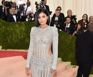 kylie jenner, 2016, and dress image