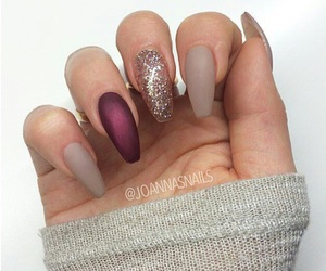 glitter, long, and pretty image