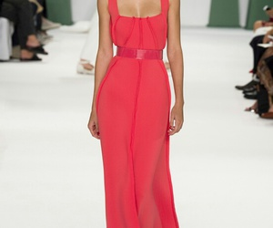Carolina Herrera, dress, and fashion image