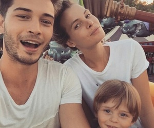 baby, family, and Francisco Lachowski image
