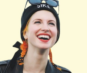 hayley williams, paramore, and hayley williams icon image