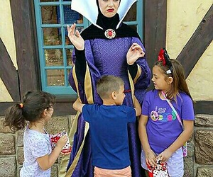 funny, disney, and evil queen image