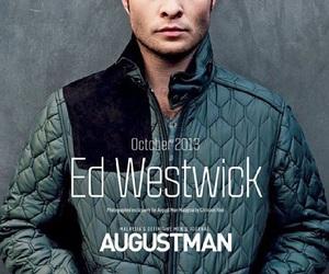 ed westwick, gossip girl, and chuck bass image