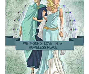 percy jackson, hoo, and annabeth chase image