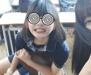 school, smile, and ulzzang image
