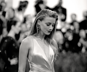 amber heard, blonde, and beauty image