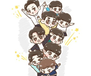 965 Images About Exo Fanart On We Heart It See More About Exo