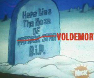 voldemort and funny image