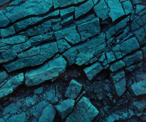 blue, teal, and aesthetic image