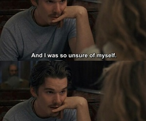 before sunset, ethan hawke, and cute image